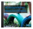 Thumbnail 46 Backyard Play Ideas For Children Audio Book Plus Ebook